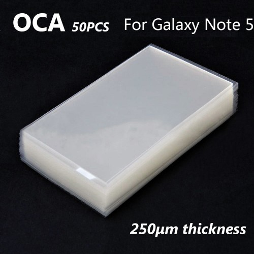 Mitsubishi OCA Optical Clear Sticker for Samsung G...