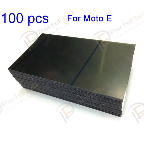 For Motorola Moto E XT1022 Polarizer 100pcs pack