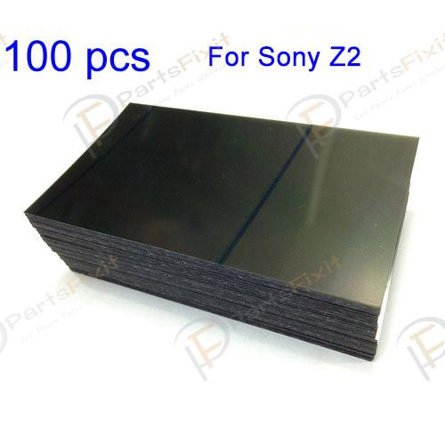Sony Xperia Z2 Polarizer 100pcs