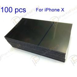 For iPhone X LCD Polarizer Film 100pcs/lot