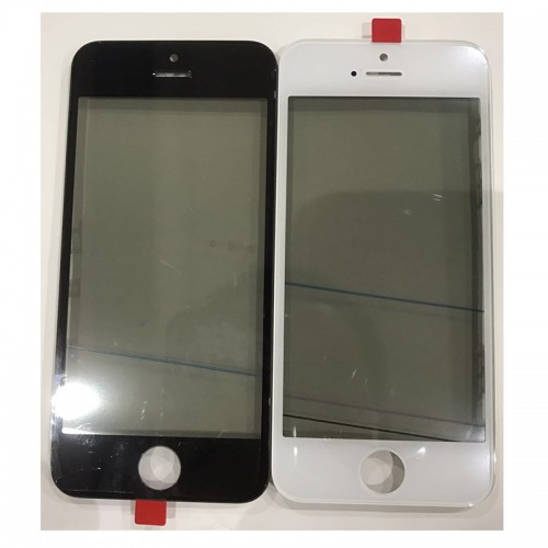 For iPhone 5S Glass with Frame and OCA and Polariz...