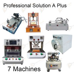Professional Solution A Plus for LCD Refurbish Full Line Equipments