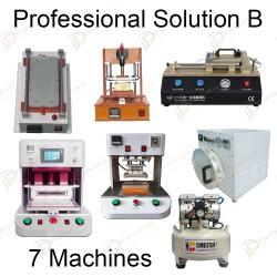 Professional Solution B for LCD Refurbish Full Line Equipments