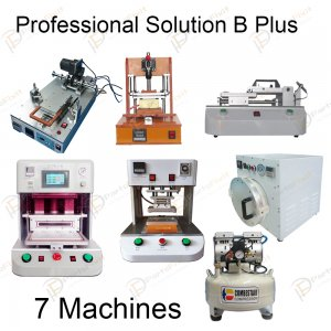 Professional Solution B Plus for LCD Refurbish Full Line Equipments