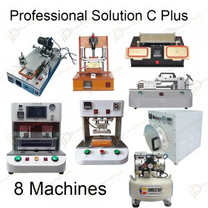 Professional Solution C Plus for LCD Refurbish Full Line Equipments