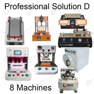 Professional Solution D for LCD Refurbish Full Line Equipments