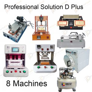 Professional Solution D Plus for LCD Refurbish Full Line Equipments