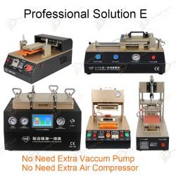 Professional Solution E for LCD Refurbish Full Line Equipments