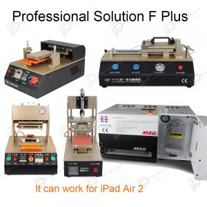 Professional Solution F Plus for LCD Refurbish Full Line Equipments