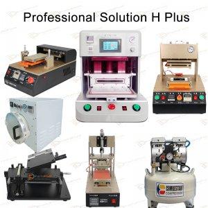 Professional Solution H Plus for iPhone LCD Refurbishment Full Line Equipments