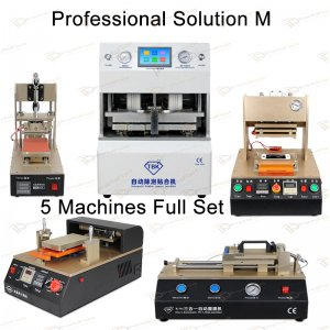 Professional Solution M for LCD Refurbish 5 Machines