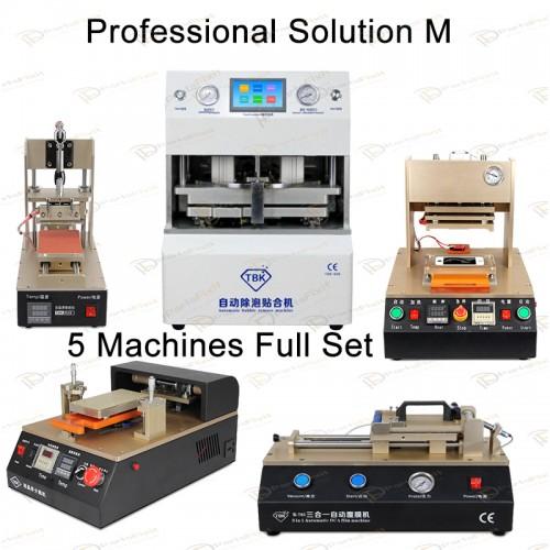 Professional Solution M for LCD Refurbish 5 Machin...