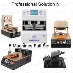 Professional Solution N for LCD Refurbish 5 Machines