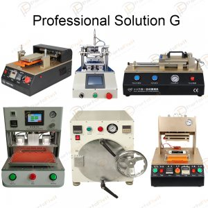 Professional Solution G for LCD Refurbish Full Line Equipments