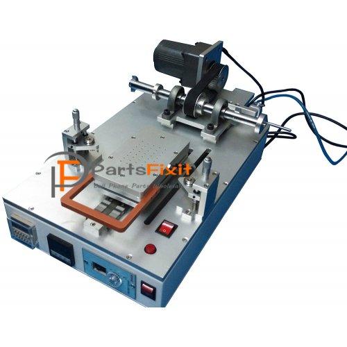 Aluminum separator automatically with vacuum pump
