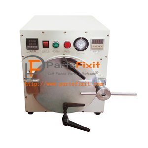 Vaccum Bubble Removing Machine autoclave For Mobile LCD Refurbish
