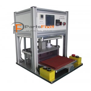 Vacuum Laminating Machine with vacuum pump for Refurbish LCD