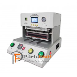 Latest Novel Glass Lens Touch Screen LCD Laminating Machine with Vacuum Pump