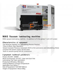 2015 New Version 4 in 1 Machine LCD OCA Laminating and Air Bubble Remove Machine