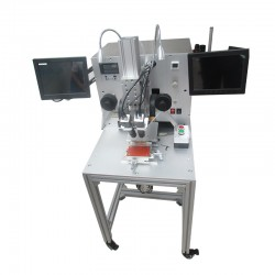 Cell Phone LCD and Digitizer Flex cable press machine