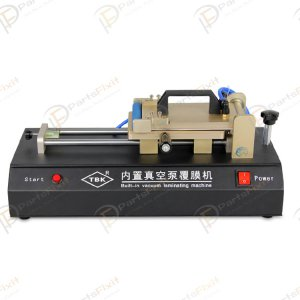 OCA film lamination machine Built in vacuum pumpmanual for iPhone Samsung LCD Refurbishment TBK-761