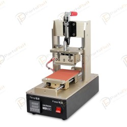 LCD OCA and Polarizer glue Remover machine for mobile LCD Refurbishment