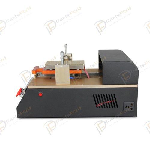 Aluminum Alloy Vacuum Pump Built-in Semi Automatic LCD Separator for LCD Refurbishing TBK-958