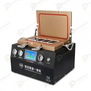 Vacuum Laminating Machine Air Bubble Remover 2 in 1 LCD Screen Repair Machine TBK-408