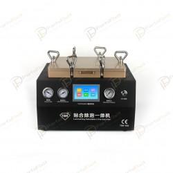 Vacuum Laminating Machine Air Bubble Remover 2 in 1 LCD Screen Repair Machine TBK-408