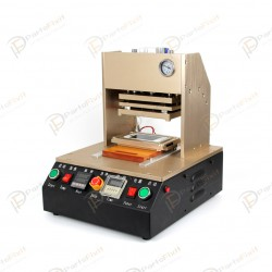 LCD Frame Laminating Machine for iPhone LCD Refurbishing No need Air compressor and Vacuum Pump TBK-558