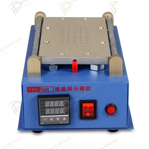 Built-in Vacuum Pump LCD Separator Machine for iPh...