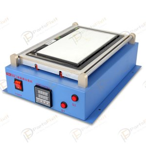 "Support 12"" Built-in Vacuum Pump LCD Separator Machine for Tablet and Mobile LCD Refurbish TBK-968"