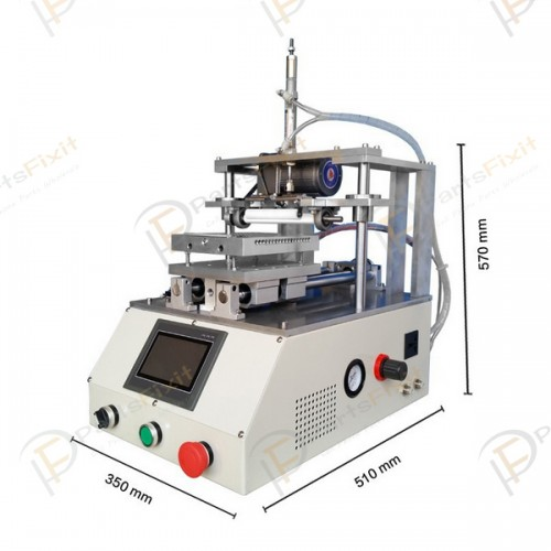 Automatic LCD Glue Remover Machine OCA Remover Machine for Mobile Phone LCD refurbishment