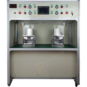 Double Posts Automatic OCA Vacuum Laminator Machine with Clean Room for LCD Refurbishing