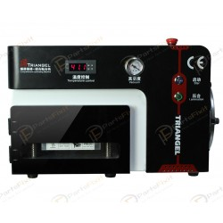 MT 5 in 1 Vacuum OCA Laminating Machine and Bubble Remover Built-in Vaccum Pump and Air Compressor