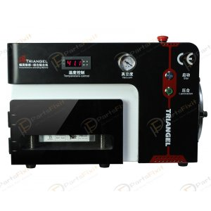 MT 5 in 1 Vacuum OCA Laminating Machine and Bubble Remover Built-in Vaccum Pump and Air Compressor