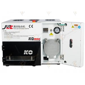 KOMAG 5 in 1 Vacuum OCA Laminating Machine and Bubble Remover Built-in Vaccum Pump and Air Compressor