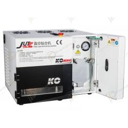 KOMAG 5 in 1 Vacuum OCA Laminating Machine and Bubble Remover Built-in Vaccum Pump and Air Compressor