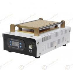 "Built-in Vacuum Pump LCD Separator Machine for iPhone Samsung LCD Refurbish Support 7"""