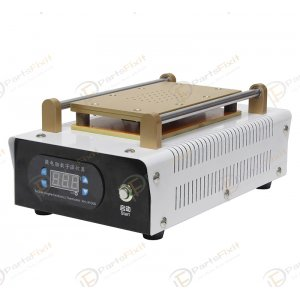 Built-in Vacuum Pump LCD Separator Machine for iPhone Samsung LCD Refurbish Support 7""