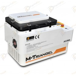 MT 2 in 1 Vacuum OCA Laminating Machine and Bubble Remover Built-in Vaccum Pump and Air Compressor