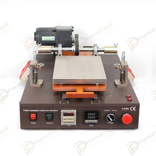 Semi-automatic Built-in Vacuum Pump Separator Mach...