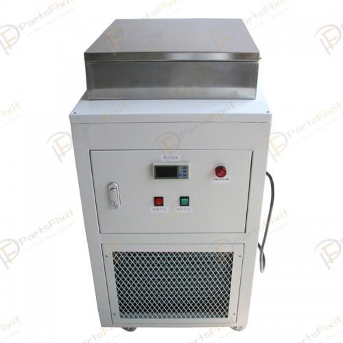 Freezing LCD Front Glass Separetor Machine for Cel...