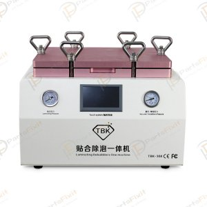 2 in 1 Cell Phone LCD Vacuum Laminating and Bubble Removing Machine TBK Machine TBK-308