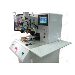 Cell Phone LCD and Digitizer Flex cable pressure laminator machine