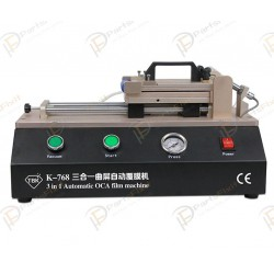 S6 Edge S6 Edge Plus and S7 Edge OCA Film Laminating Machine