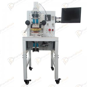 New Version Cell Phone LCD and Digitizer Flex cable pressure machine