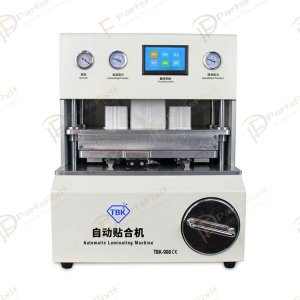 Automatic OCA Vacuum Laminating Machine for iPhone samsung galaxy edge lcd refurbish TBK-908