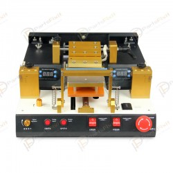 Full Automatic 2 in 1 LCD Front Glass Separator and Glue Remover for Cell Phone LCD Refurbish TBK-938