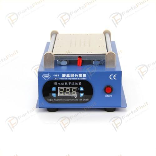 New Version Built-in Silent Vacuum Pump LCD Separa...